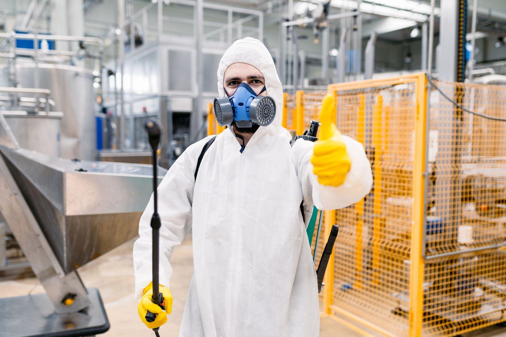 Soluciones de Control de plagas de Eco Plagas para administradores de instalaciones